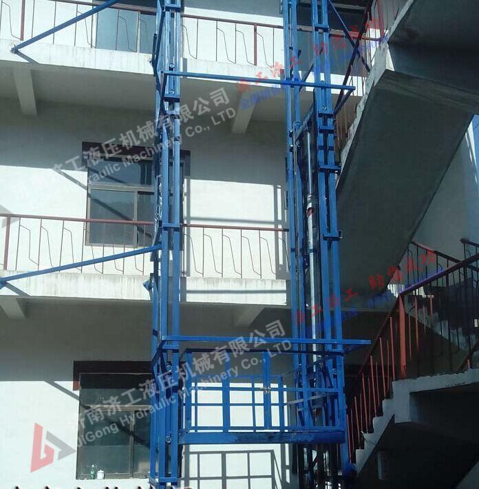 选购,轨道式升降货梯,轨道升降货梯,厂家