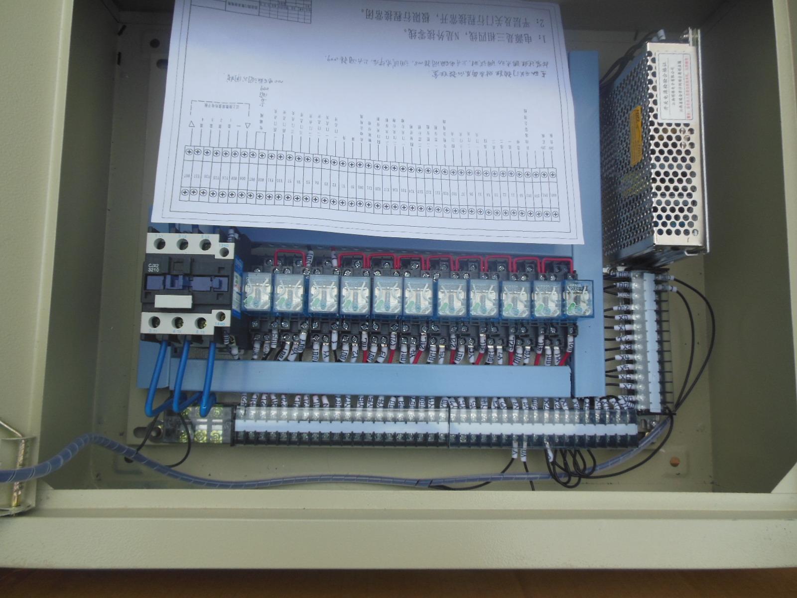液压货梯配电箱,升降机配电箱