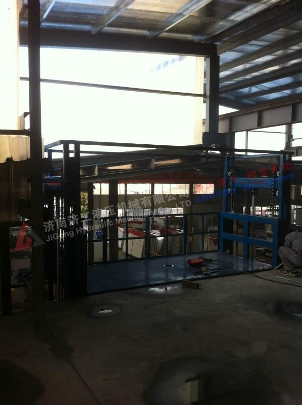 工厂简易货梯,车间货梯,载货电梯