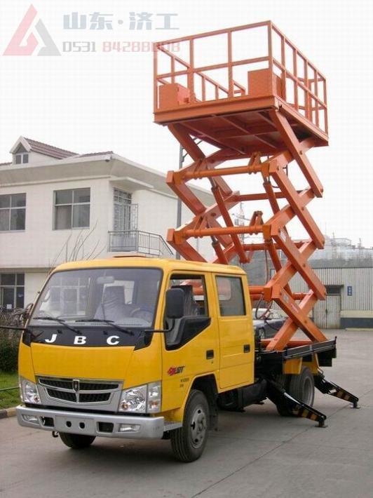 车载式升降机,车载式升降机厂家,车载式升降机价格
