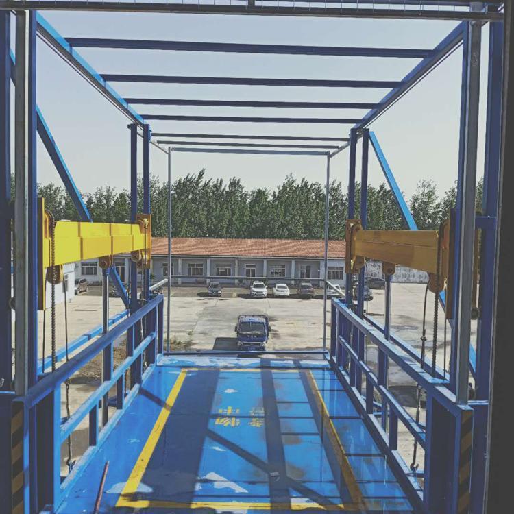 工业货梯 工厂车间升降货梯